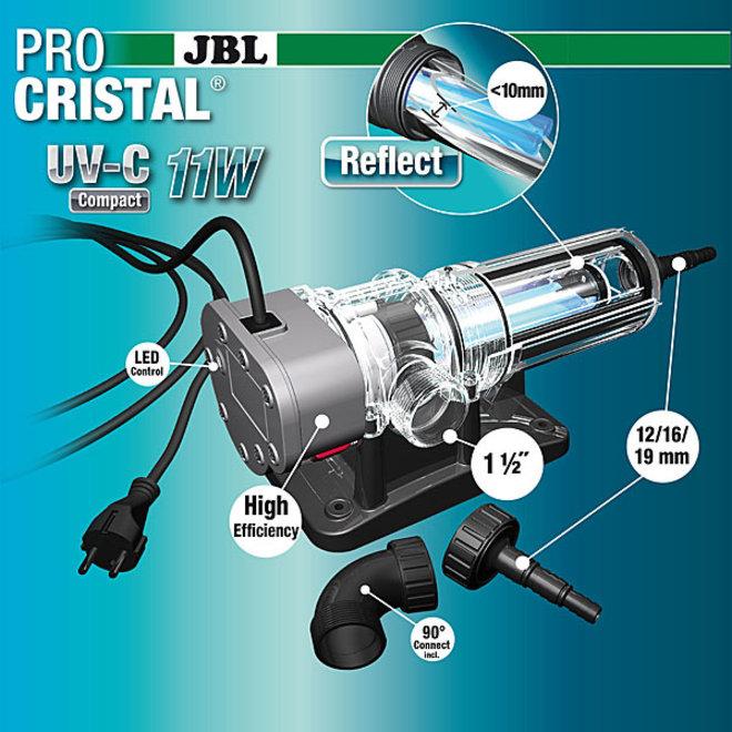 JBL ProCristal Compact Plus UV-C 11 watt