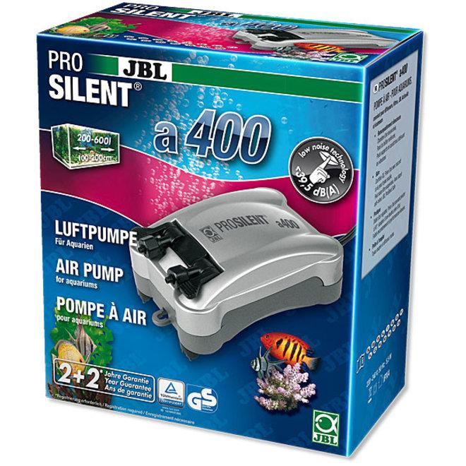 JBL ProSilent a400 luchtpomp voor aquarium 200-600 liter