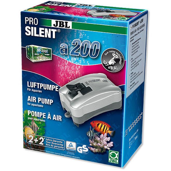 JBL ProSilent a200 luchtpomp voor aquarium 50-300 liter
