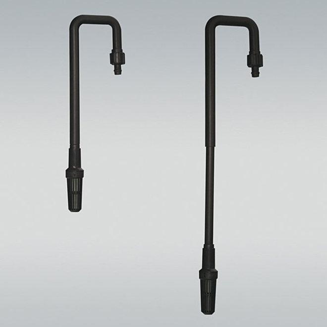 JBL InSet 12/16 mm, complete aanzuigset (ingang) voor buitenfilters