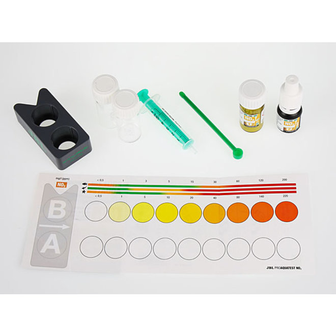 JBL ProAquaTest NO3 nitraat test set