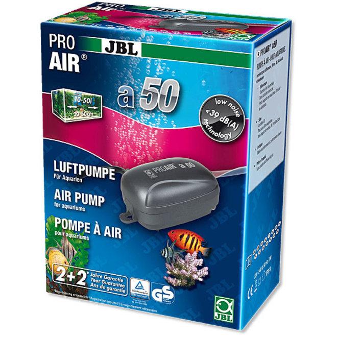 JBL ProAir a50 luchtpomp voor aquarium 10-50 liter