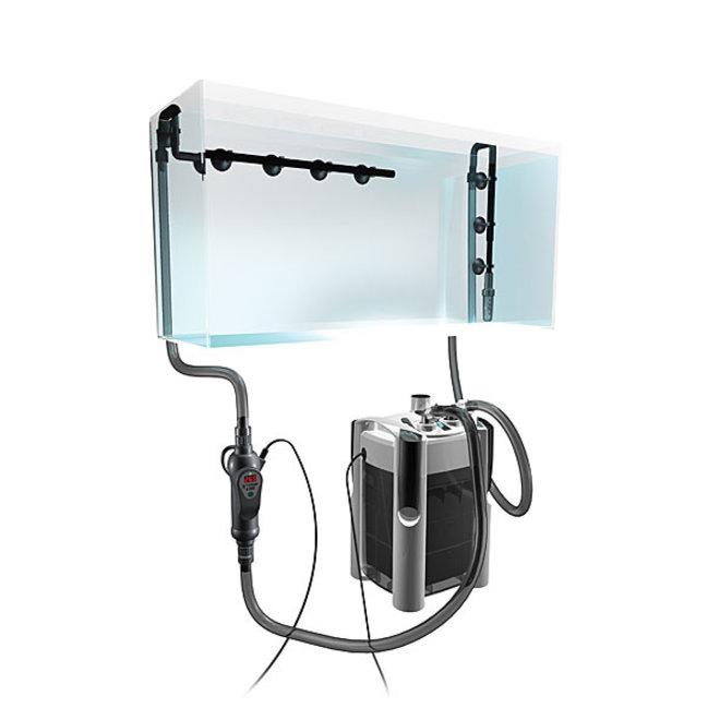 JBL ProTemp e500 externe verwarming voor aquaria van 160 tot 600 liter