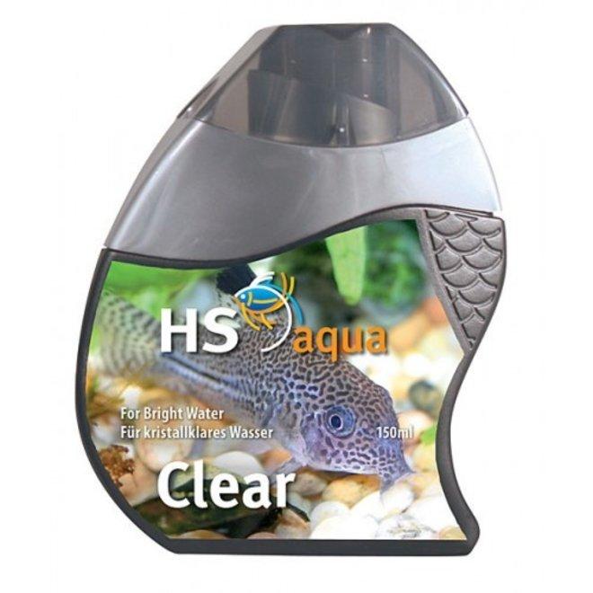 HS Aqua Clear 150 ml, voor kristal helder water