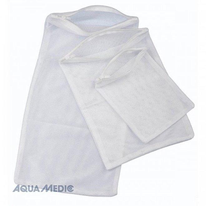 Aqua Medic filterbag 22x30, filterzak met kunststofsluiting