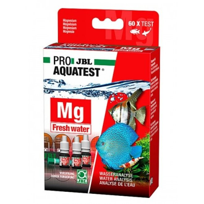 JBL ProAquaTest Mg magnesium test set