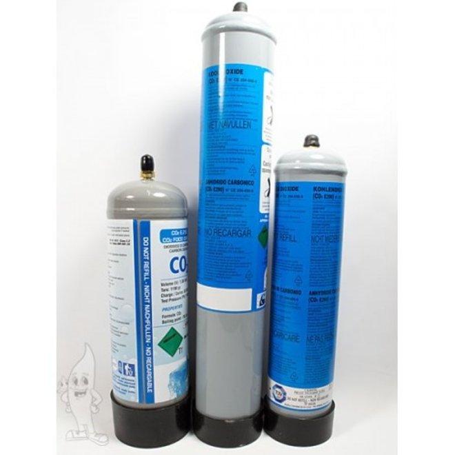 Aquaplantsonline Basis CO2 systeem voor wegwerpfles 80-500 liter