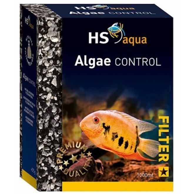 HS Aqua Algae Control 1000 ml/575 gram, adsorberend materiaal