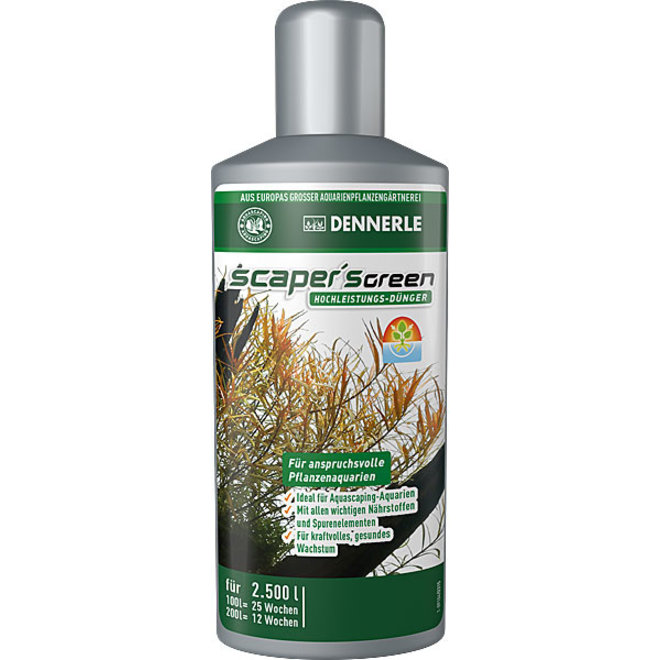 Dennerle Scapers Green 250 ml plantenvoeding