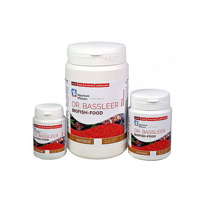 Dr. Bassleer Biofish Food matrine M granulaatvoer tegen witte stip