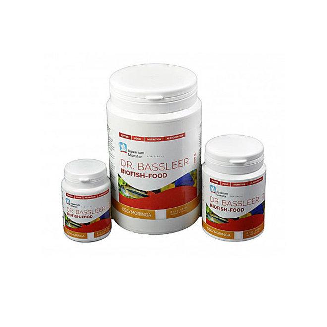 Dr. Bassleer Biofish Food GSE/Moringa XL granulaatvoer