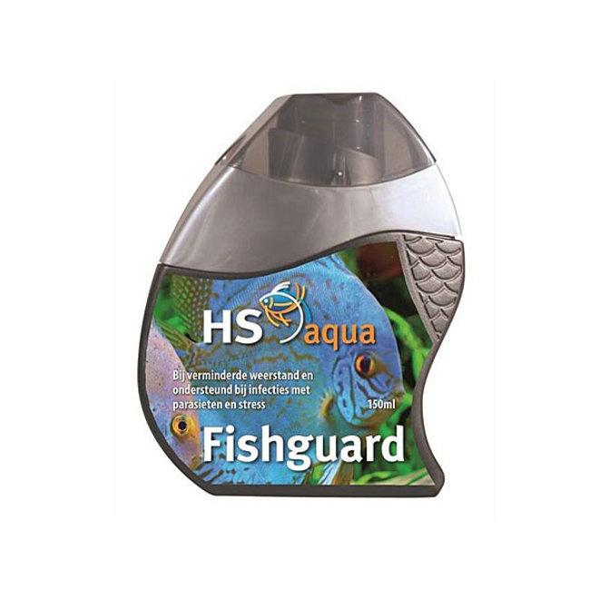 HS Aqua Fishguard ondersteunt de weerstand
