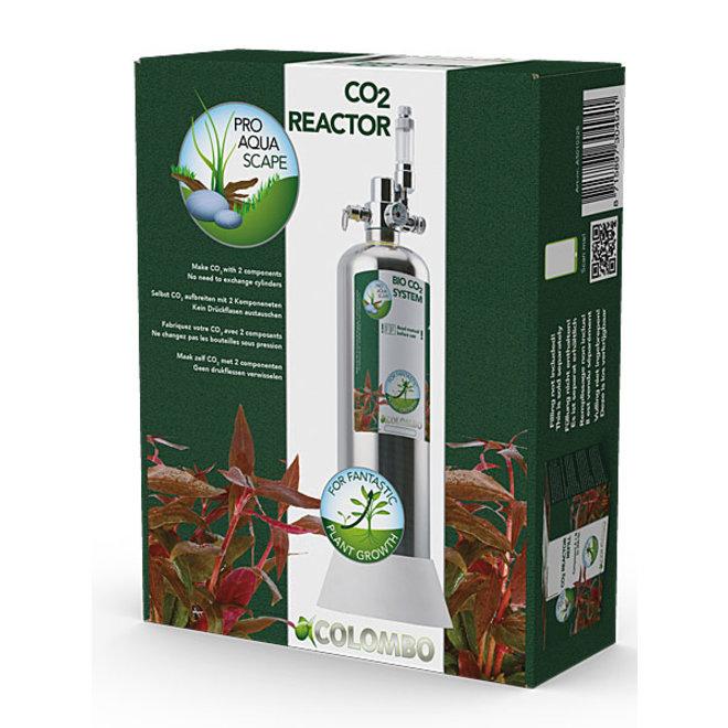Colombo CO2 Reactor set 2,3 liter bio CO2