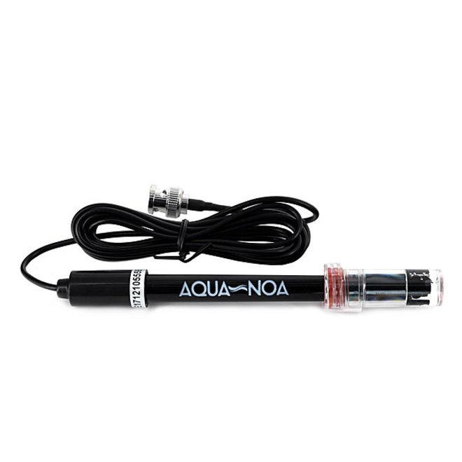 Aqua-Noa pH gel elektrode kunststof met 2 meter kabel