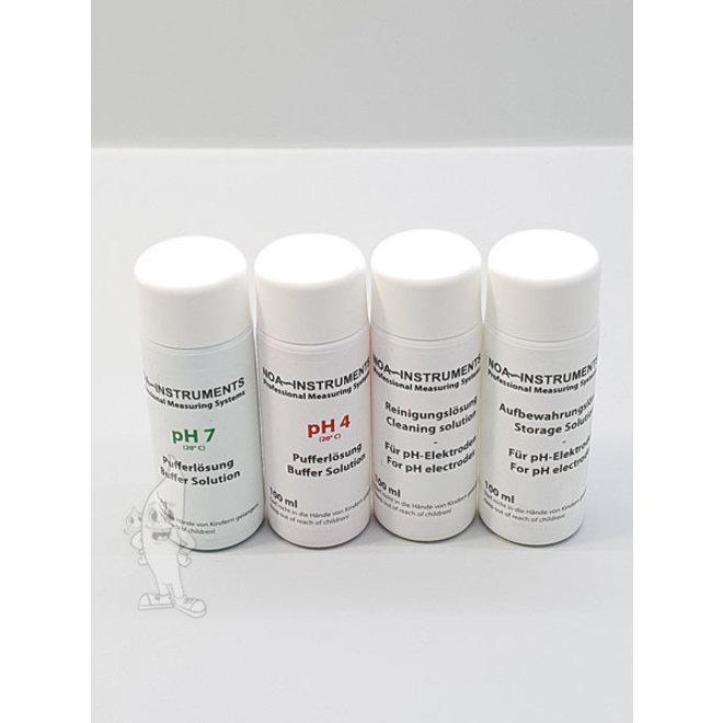 Aqua-Noa Kalibratieset voor pH elektroden