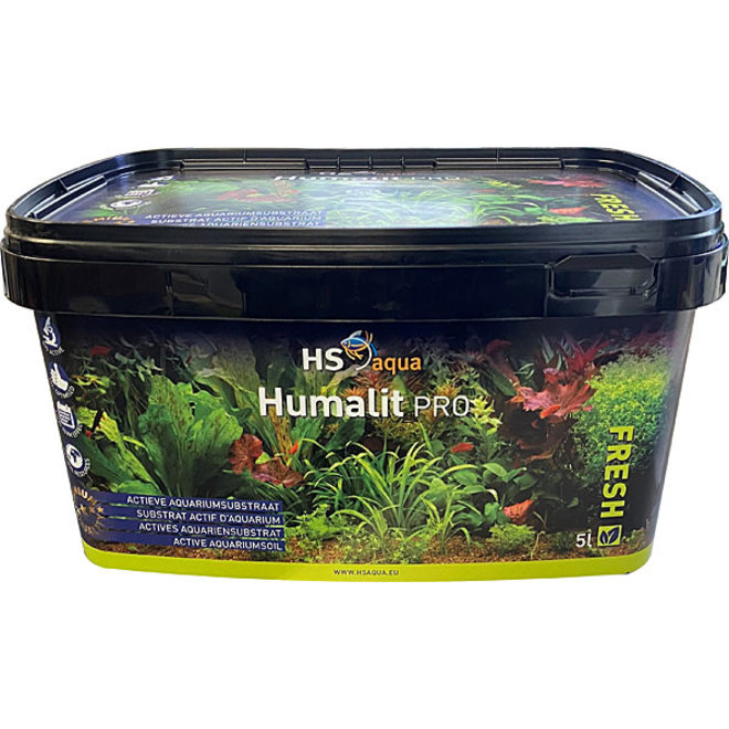 HS Aqua Humalit 5 plus,  5 L emmer voedingsbodem