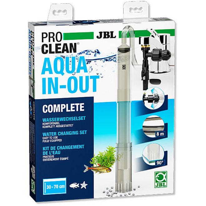 JBL ProClean Aqua In-Out complete reinigingsset