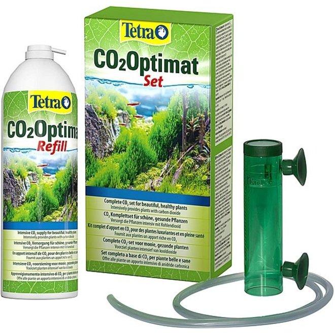 Tetra CO2 Optimat basis CO2 set tot 100 liter