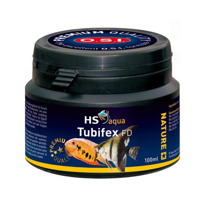 HS Aqua Nature Treat tubifex gedroogde tubifex