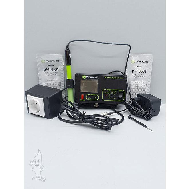 Milwaukee MC122 pH controller voor CO2 systemen
