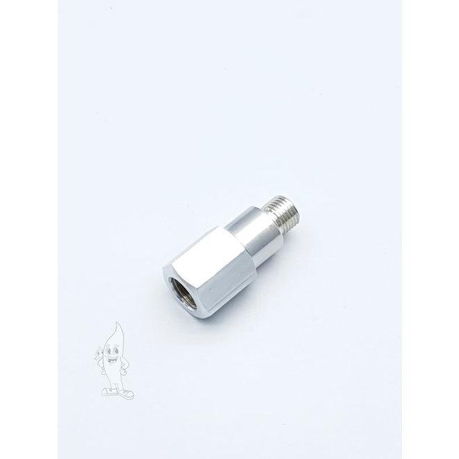 Aqua-Noa adapter 9-JBL wegwerpfles naar Aqua-Noa wegwerpfles