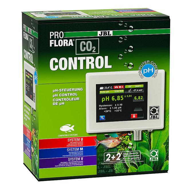 JBL ProFlora CO2 pH Control Meet- en besturingscomputer