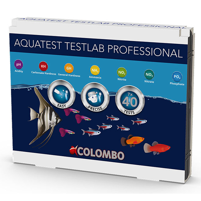 Colombo Aqua testlab professional