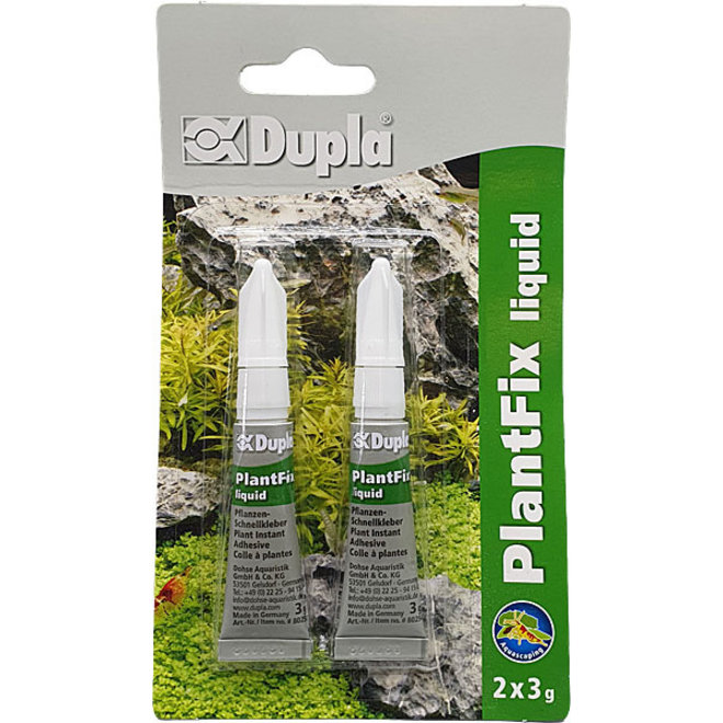 Dupla PlantFix planten lijm, 2 x 3 gram