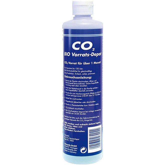Dennerle CO2 Bio navulfles