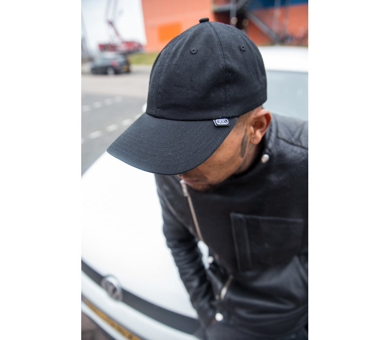 DAD CAP SUAVE BLACK