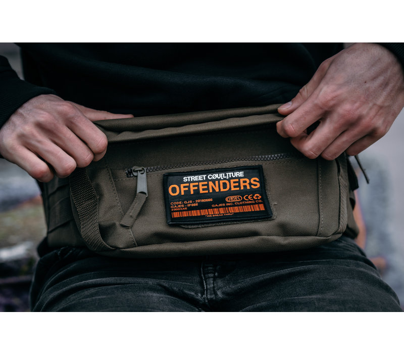 FANNY PACK 'OFFENDERS' ARMY