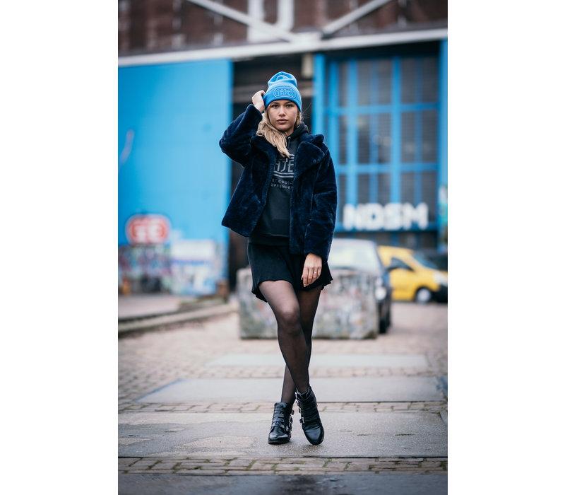 BEANIE CLASSIC ROYAL BLUE
