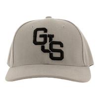 BASEBALL GJS CATCHER GREY/BLACK