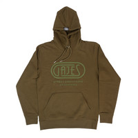 Hoodie Passion Olive