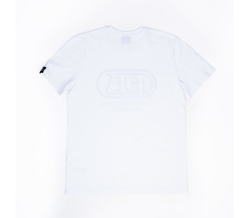 T-Shirt Passion White/Black
