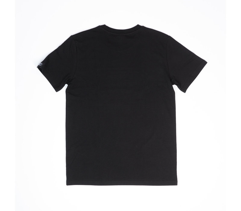 T-Shirt Passion Black/White