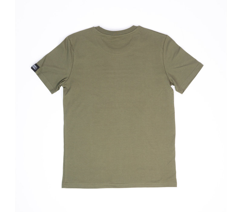 T-Shirt Passion Olive/Black