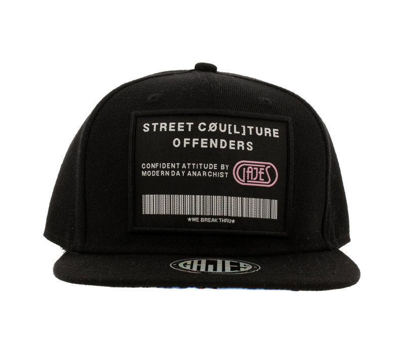 SNAPBACK CAP ANARCHIST