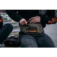FANNY PACK 'OFFENDERS' BLACK