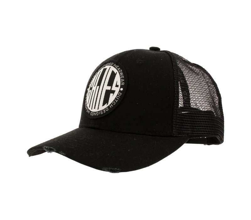 TRUCKER SPYKER BLACK