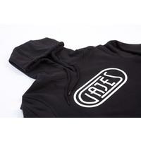 Hoodie Classic Logo Black/White
