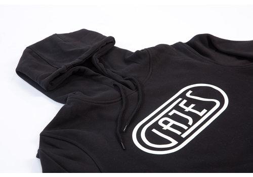 GAJES CLASSIC LOGO BLACK/WHITE