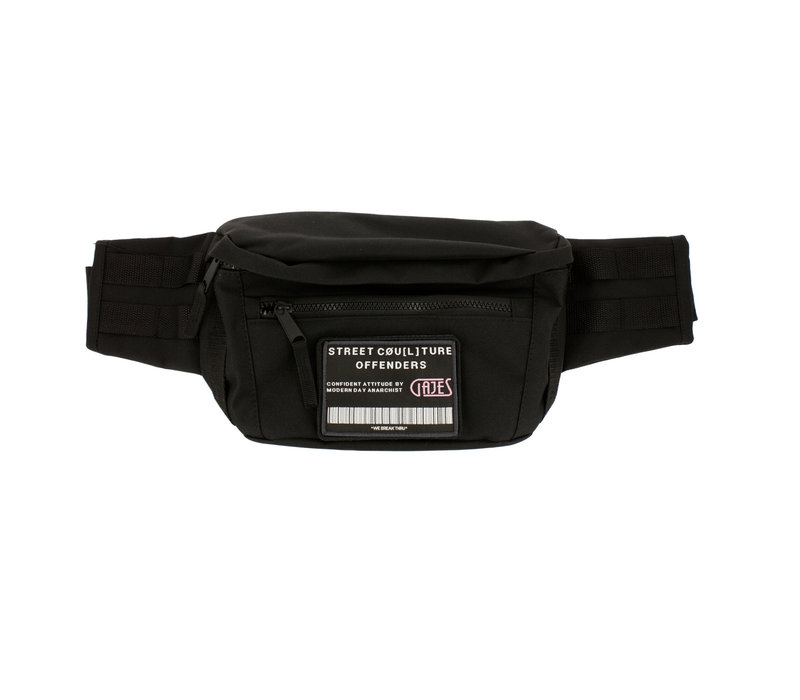 FANNY PACK 'OWN PLAN' PINK