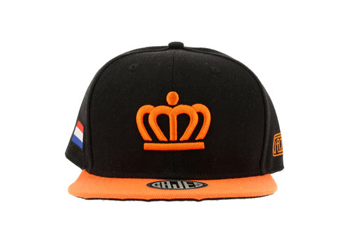 GAJES KING BLACK (OFFICIAL KINGDOM TEAM CAP)