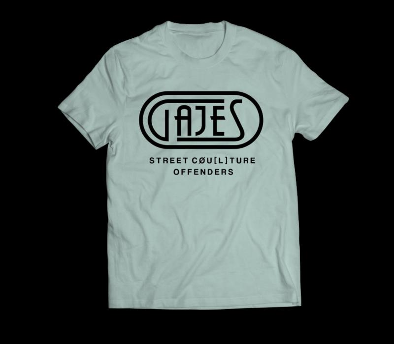 T-Shirt Offenders Carabian Blue