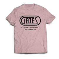 T-Shirt Offenders Cotton Pink
