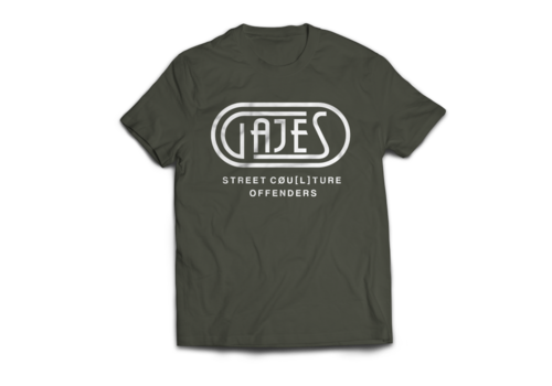 Gajes Street Cou(L)ture Offenders GAJES OFFENDERS KHAKI