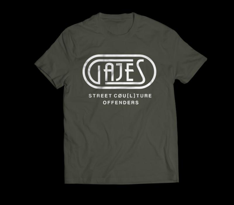 T-Shirt Offenders Khaki
