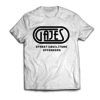 Gajes Street Cou(L)ture Offenders T-Shirt Offenders White
