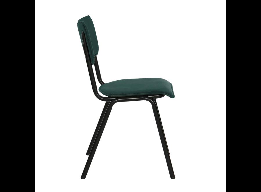 Chaise d'école Cas - Velvet Vert